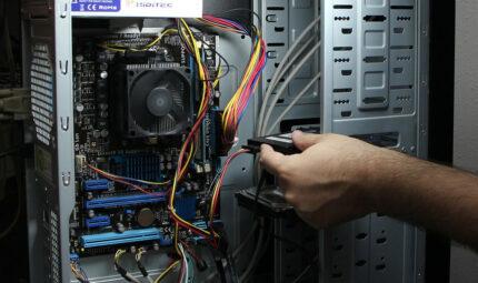 Computer repair in London & Brighton.