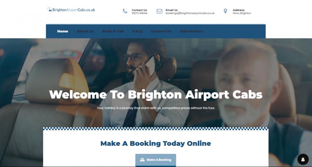 Brighton Airport Cabs