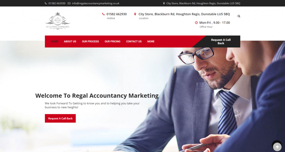 Regal Accountancy Marketing – Specialists