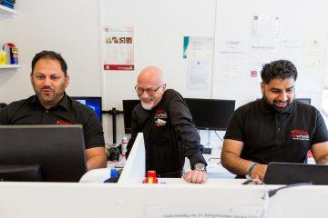 remote support technicians