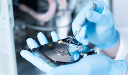 Data Recovery Services in London & Brighton