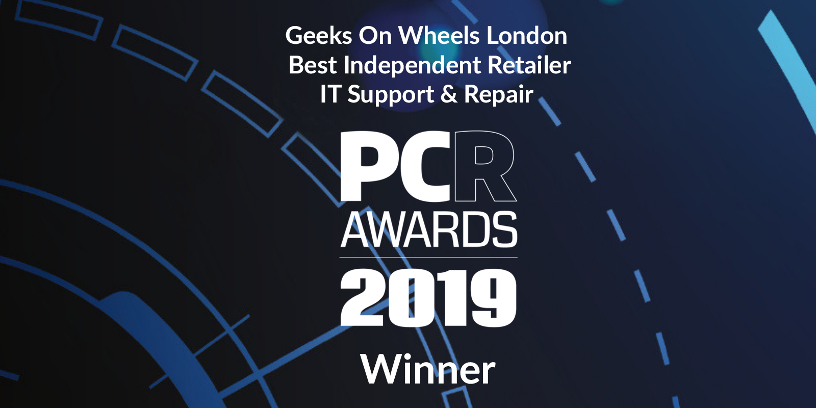 , Geeks On Wheels Win Best Independent Retailer 2019
