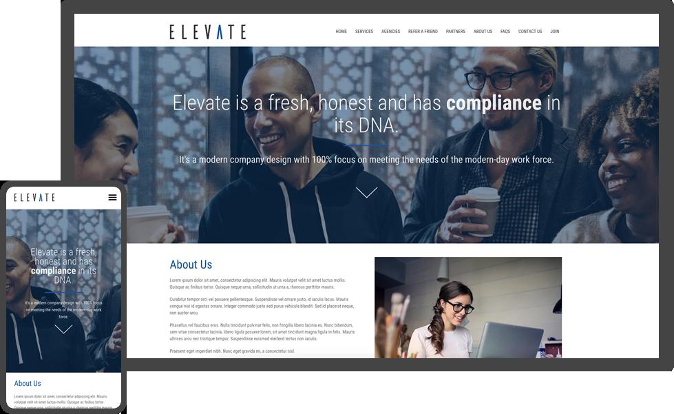 professional website design in London & Brighton
