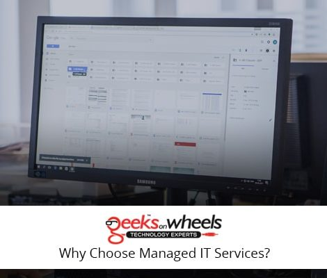 Why Choose Managed IT Services