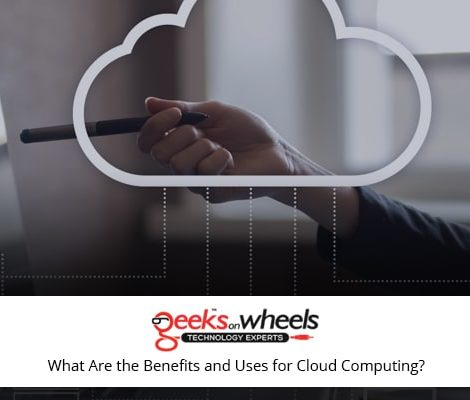 What Are The Benefits Of Using Cloud Computing