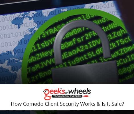 How Comodo Client Security Works