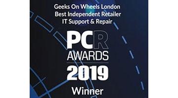 PCR Awards 2019 Winner