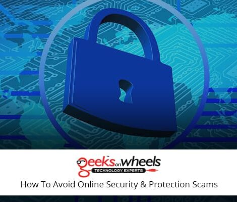Gone Phishing – How To Avoid Online Security & Protection Scams