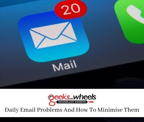 Daily Email Problems And How To Minimise Them