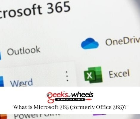 What is Microsoft 365 (formerly Office 365)
